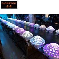 Wholesale crystal changes color light for sale - DMX512 Disco DJ Stage Lighting Digital LED RGB Crystal Magic Ball stage Effect Light Good quality