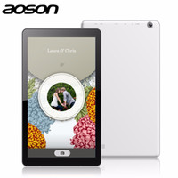 Wholesale Aoson Tablets - Wholesale- High speed 10.1 inch Octa Core tablet PC Android 4.4 Tablet Aoson M1020 AllWinner A83T 1024*600 1GB 16GB Bluetooth hdmi wifi