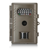 Wholesale Night Wildlife Cameras - Trail Cam R20 8MP Digital Infrared Low Glow Night Vision Outdoor Waterproof Wildlife Scouting Hunting Camera(white LED)