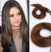 Wholesale Retail TOP QUALITY Very Soft Nano Rings Indian Human Hair Extensions AAAAAA Grade g strand Stands Mixed Colors