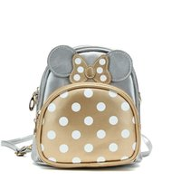 Wholesale Korean Fashion Wholesale Formal - Hug Me Girls Backpack 2017 New Korean Cute Cartoon Mickey Design Backpack Fashion Bow Girls Bags EC-735 so