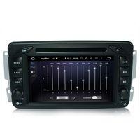 "Wholesale Mercedes Gps Radio - 7"" Touch Screen Android 6.0.1 Car DVD GPS Recorder For BENZ W210 E200 E220 W463 G320 Viano A160 W639 W638 Radio WIFI 4G Octa-core 2G RAM"