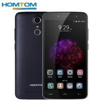 Wholesale Ota Otg - HOMTOM HT17 Pro, 2GB+16GB Fingerprint Identification, 5.5 inch Android 6.0, MTK6737 Quad Core, Network: 4G, OTG, OTA