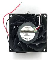 adda 24v fans 2021 - New Original ADDA 8CM 80*80*38MM AS08024HB389300 24V 1.5A ultra violent super-fast server fans