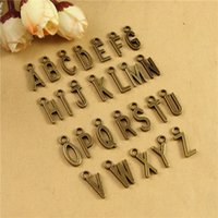 Wholesale Initial Charms Buy Cheap Initial Charms 2019 On Sale In