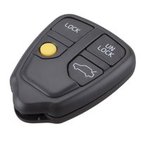 Wholesale volvo remote key case resale online - Guaranteed Button Replacement Shell Remote Case Key Fob VOLVO XC70 XC90 S40 S60 S70 S80 S90 V40 V70 V90 C70
