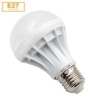 Wholesale Ampoule 9w - LED Lamp E27 220V Light 3W 5W 7W 9W 10W 12W 15W SMD 5730 Focos Luz ampoule lampadas de Bombillas LED Bulb Spotlight LEDs