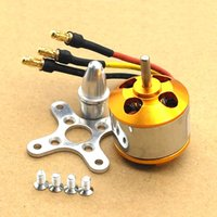 Wholesale Rc Multi Copters - A2212 Brushless Motor 930KV 1000KV 1400KV 2200KV 2450KV For RC Aircraft Plane Multi-copter Brushless Outrunner Motor