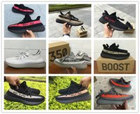 Wholesale Mens Carbon - With Real Carbon Fiber +Original Box Boost 350 V2 Beluga Running Shoes for Women Mens Kanye West SPLY 2.0 Casual Sneakers Size 36-46
