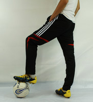Wholesale Elastic Ankle Length Trousers Legging - Football training pants,jogging Leg trousers,tight leg ankle pants