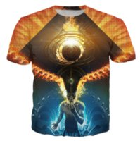 Wholesale psychedelic shirt men - Newest Fashion Mens Womans Psychedemia Psychedelic Trippy T-Shirt Summer Style Funny Unisex 3D Print Casual T-Shirt AA322
