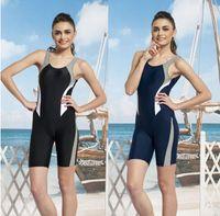 Wholesale Professional Leotards - Women Leotards Beach Swimsuit One piece Uniform Professional Swimwear Fast gear