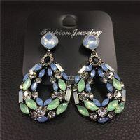 Luxury Bridal Chandelier Earrings UK | Free UK Delivery on Luxury ...
