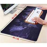 Mouse Pad pad notebooks - Rubber XL Ultra Large Size Anti Slip Mouse Mats for PC Computer Laptop Notebook Gaming Mouse Pad Gaming Mat Pad
