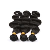Wholesale virgin brazilian hair online - brazilian body wave Brazilian virgin body wave 8-30inches 7a unprocessed virgin hair brazilian body wave 3 bundles hair weave online