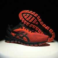 Wholesale Mens Basketball Shoes Best - 2018 Asics Originals Gel-Quantum 360 Knit buffer Running Shoes mens Sport ultra boots best basketball shoes sneakers Free Shipping