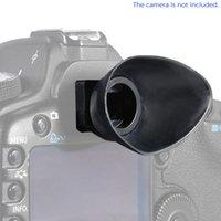 Wholesale Dslr Viewfinders - Rubber 22mm DSLR Camera Photo Eyecup Eye Cup Eyepiece Hood for Nikon D7100 D7000 D5200 D5100 D5000 D3200 D3100 D3000 D90 D3442