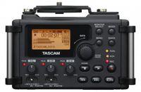 grabadora tascam al por mayor-Venta al por mayor-2015 marca original Tascam DR-60d PCM lineal grabadora mezcladora DSLR VIDEO SHOOTER para DSLR SLR cámara DHL envío de EMS