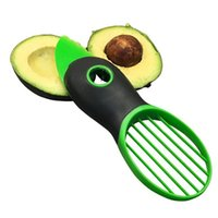 Wholesale Kitchen Peeler Wholesale - Good Grips 3-IN-1 Avocado Slicer With Knife Pitter Peeler And Scoop Kitchen Utensil Tool Free Shipping20170227