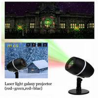 Wholesale Laser Dot Projector - 10w egg shape laser lights projector dot galaxy projection Christmas Halloween party wedding decorative light landscape lighting