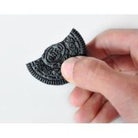 Wholesale Magic Tricks Oreo - Magic Props Oreo Cookie Trick Biscuit Bitten& Restored Street Gimmick Close Up
