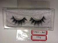 Wholesale artificial eye lashes resale online - 10Pair Reusable Natural Long D MINK Eyelashes Lily Lash Same Style False Eyelashes Artificial Makeup Eye Lashes