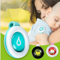 Wholesale Pregnant Cute - Baby pregnant anti-mosquito button Cute Animal Cartoon Mosquito Repellent Clip Buckle non-toxic mosquito repellent buckle KKA1340