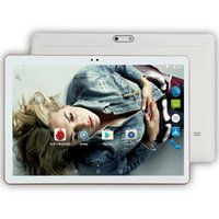 Wholesale Pc Internet Camera - Wholesale- Original Tablet pc 10 inch android 5.1 3G 4G Phone call Internet Wifi GPS Bluetooth Octa Core 4GB 32GB