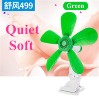Wholesale First Gear 25 - Fashion Clip Fan Table Fan Cool Summer Energy Saving Office Dormitory Bedroom Good Quality AC Appliances Household Free shipping Cool Fan