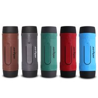 Wholesale S1 Flashlight - Zealot S1 Portable Waterproof Bluetooth Speaker Outdoor Wireless Speaker With LED Flashlight Support TF FM Radio For Phones PC