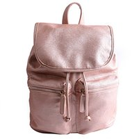 Wholesale Wholesale Bag Manufacturers - 2017 new leisure fashion PU backpack backpack backpack bag ladies fashion color manufacturers selling Focus on quality bags wholesale mall