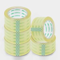 Wholesale Carton Sealing Tape Wholesale - transparent Packing wide tape High tenacity strength High viscosity sufficient amount Environmental tasteless Not easy to break 48mm*100y