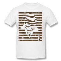 ingrosso maglia oversize nera-Moda uomo a righe Maglietta vintage maglietta street style per uomo abbigliamento oversize cotone made cloth design slim tees LOVE NOIR in nero