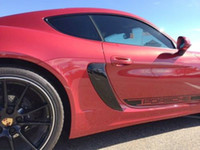 Wholesale FOR CARBON FIBER Porsche GT4 Style Boxster Cayman GTS