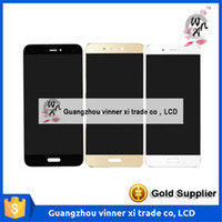 Wholesale Panels For Mobile Phones - For Xiaomi Mi5 LCD Screen 5.15inch High Quality LCD Display + Touch Panel Replacement for Xiaomi mi 5 Pro Prime Mobile Phone