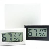sondas de medição venda por atacado-Higrômetro Sistema Embutido Umidômetro Temperatura e Umidade Medidor Eletrônica Um Succulômetro Número Higroscópio Sonda 4 4SM H R