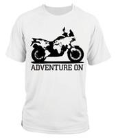 Wholesale Adventure Clothing - T Shirt T-shirt KTM Adventure 1290 1050 950 640 1200 1190 990 R Mens T Shirts Fashion 2018 Clothing