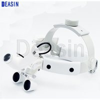 Wholesale 2 X high intensity white surgical Loupes for dentist doctors surgical operation ENT Asin