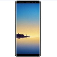 Wholesale Italian Shows Wholesale - With Touch ID goophone note 8 6.3inch Edge Curved Smartphone Android 7.0 Quad Core 1G 8G shown 4G  64G Unlocked smartphone