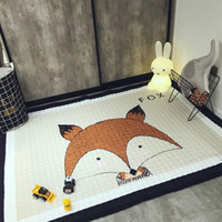 Wholesale New modern style animal patterns mat for kids room living room carpet for home decoration cm cm