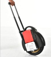 Wholesale 14 Lithium Battery - NO tax 14inch scooter One Wheel Intelligent Self Balancing Scooter Unicycle Solowheel Bike Monocycle Electric scooters