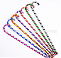 Wholesale Costume Belly Dancing - Belly dance cane dancing gentlemen fancy dress costume professional canes sticks party stage performance props colorful festive supplies