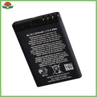 Wholesale Battery Bl 5j - ISUN BL-5J Phone Battery For Nokia Lumia 520 5230 5228 X6 5800 XpressMusic N900 C3 5232 BL5J BL 5J Replacement Batterie