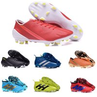Venda Por Atacado Cheap Mens Soccer Cleats Speedform CBM FG low ankle Football Boots outdoor Soccer Boots best quality Soccer Shoes free shipping