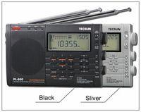 Wholesale Tecsun Free Shipping - Wholesale-Free Shipping!Tecsun PL-660 Portable Radio fm Stereo  LW MW SW-SSB AIR PLL Synchronous receiver full-band world radio