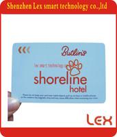 Wholesale hotel key cards - Wholesale- iso11785 125khz proximity hotel key card access