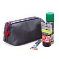 Wholesale Mens Waterproof Toiletry Wash Tools Razor Organizer Storage Bag Pouch For Men