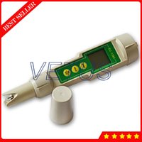 Wholesale Ph Cf - Wholesale- PH-1385 PH1385 EC-1385 Portable Waterproof EC CF TDS Conductivity Meter