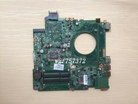 Para HP Pavilion 15 15-P Series 15-P071NR Motherboard para portátil 766713-501 AMD A8-5545M DAY23AMB6C0 DDR3 Notebook Systemboard
