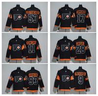 31071f95e Ice Hockey Men Full Philadelphia Flyers 11 Travis Konecny 17 wayne simmonds  28 Claude Giroux 53